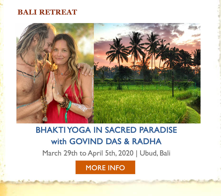 Bhakti Yoga Shala New Years Eve Event 2020